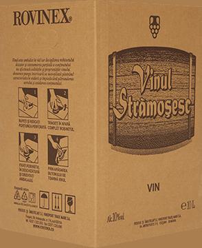 Vinul Strămoșesc – Bag In Box – 10 L
