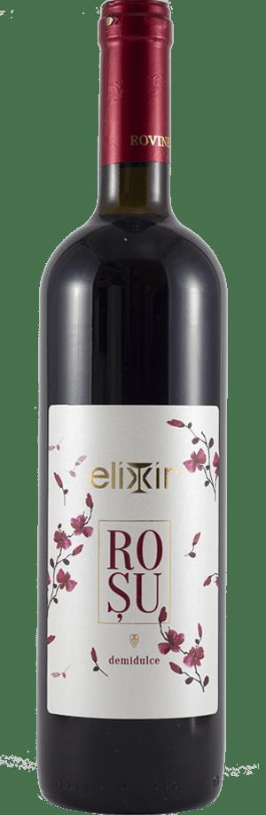Elixir roşu demidulce